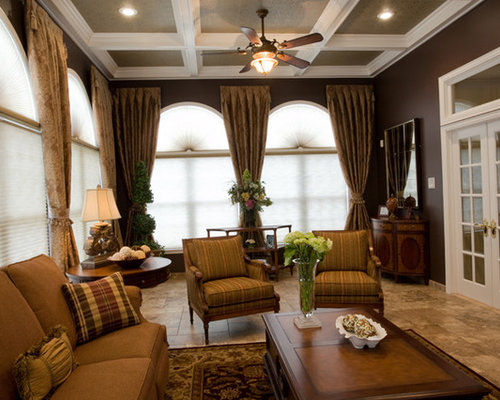 fun living room chairs houzz family room. Example Of A Classic Family Room Design In Newark Fun Living Chairs Houzz