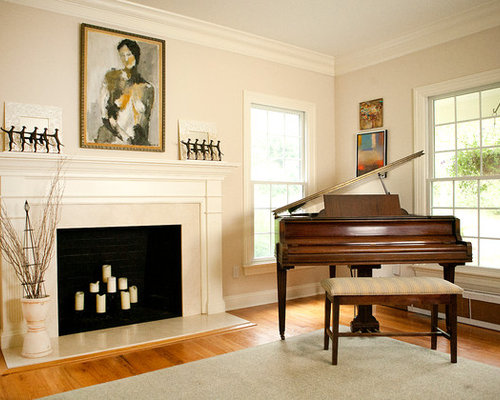 Piano Placement Houzz