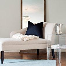 Traditional Family Room by Elizabeth Metcalfe Interiors & Design Inc.