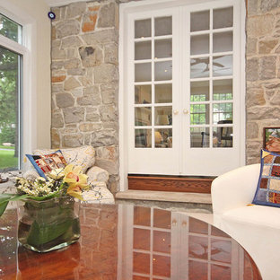 Traditional French Cape Cod with a  Modern Twist