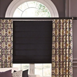 Traditional Home but Modern Style Curtains & Draperies of Indianapolis- Custom S