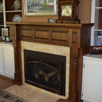 Seacliff Southern Traditional Family Room San