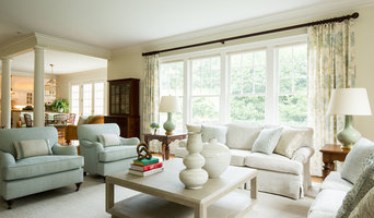 Traditional to Transitional Family Room