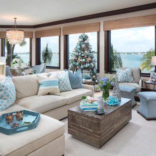 Transitional Coastal | Waterfront Home