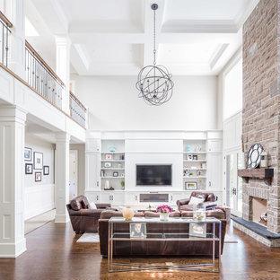Transitional Craftsman Custom Home