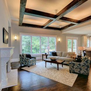 Transitional Design Custom Home - Marietta, GA