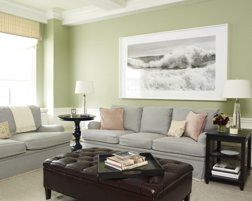 Transitional Family Room : Houzz