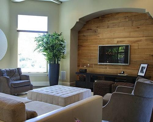 Wood Wall Photos Et Id Es D Co De Maisons M Diterran Ennes
