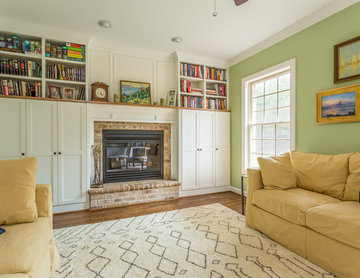 Transitional Home Remodel