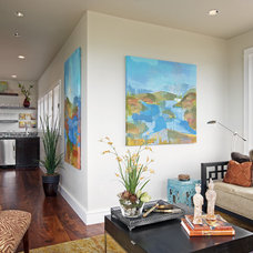 Modern Family Room by Dawn Hearn Interior Design