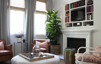Room of the Day: Right-Scaled Furniture Opens Up a Tight Living Room
