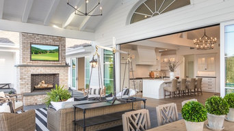Transitional Traditional House