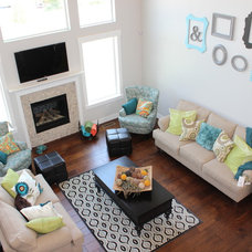 Craftsman  by Tree Haven Homes