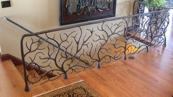 Tree Theme Railings