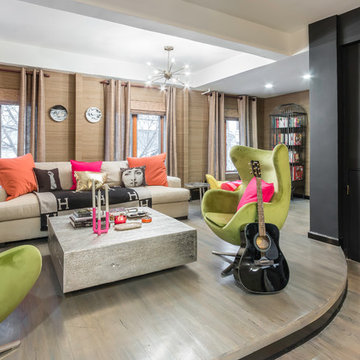 Trendy Townhouse - Lounge in Fashion
