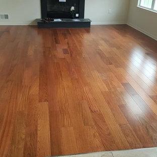 Triangulo Brazilian Cherry Hardwood Flooring, Monroe, NJ