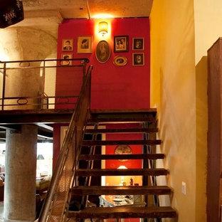 TriBeCa Loft Staircase