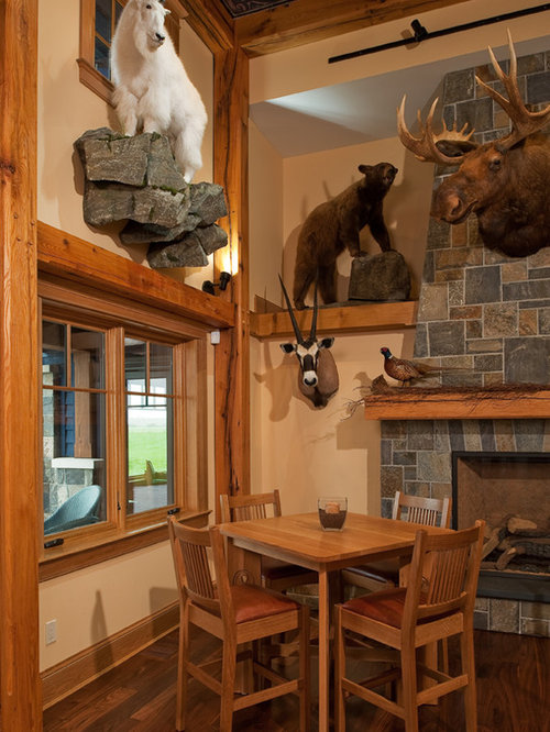 English Hunting Lodge Home Design Ideas Pictures Remodel