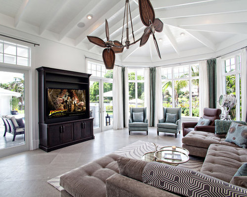 Double Ceiling Fan Home Design Ideas Pictures Remodel And Decor