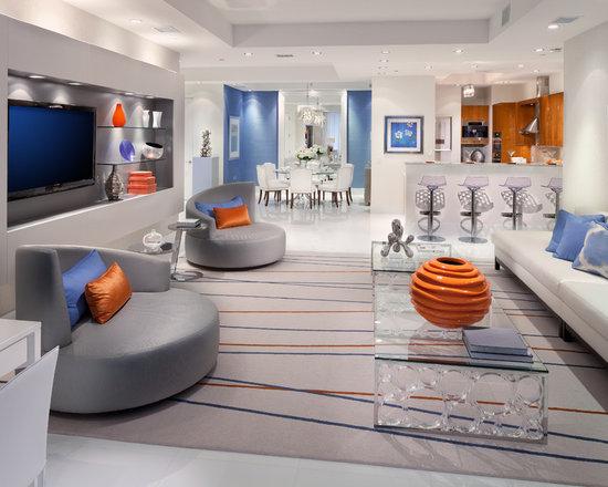Split Complementary Room split complementary color scheme interior design
