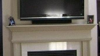 TV and Audio Equipment Installation