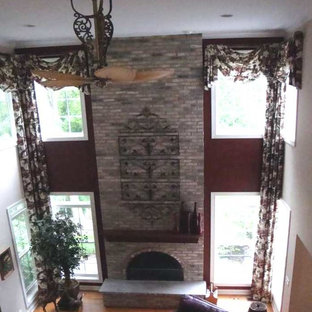 Two story cornices & panels