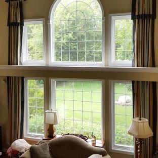 Two Story Window Treatments Houzz