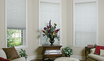 Typical Cellular Shades  Installed
