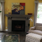 Magnolia Traditional Family Room Seattle By S2