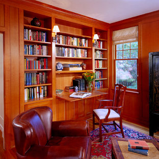 Updating a Traditional Chevy Chase Home