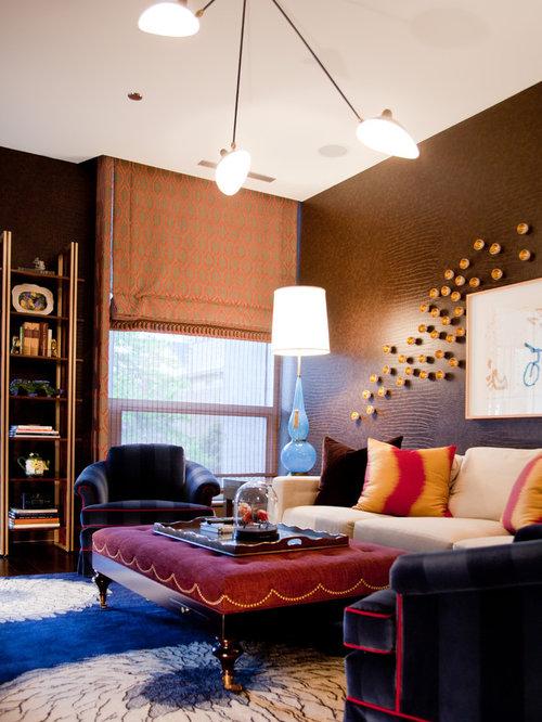 Funky Living Room Home Design Ideas Renovations Photos