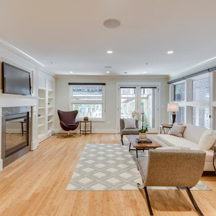 Urban Loft Styled DC Row Home - Staged for Sale