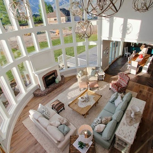 Utah Valley Parade of Homes Family Room