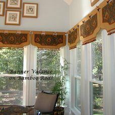 Traditional Family Room by The Interiors Workroom, Inc
