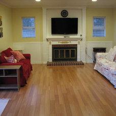 Traditional Family Room vanessa