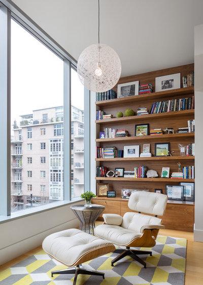 Contemporáneo Sala de estar by Josh Partee | Architectural Photographer