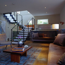 Modern Family Room by Winslow Architecture & Urban Design