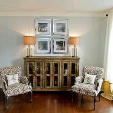Traditional Family Room by Karen Spiritoso Home Designs By Karen
