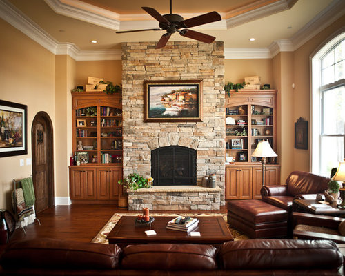 Environmental Stoneworks Cultured Ledgestone Home Design Photos