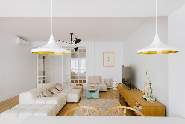 Contemporáneo Sala de estar by Nimú