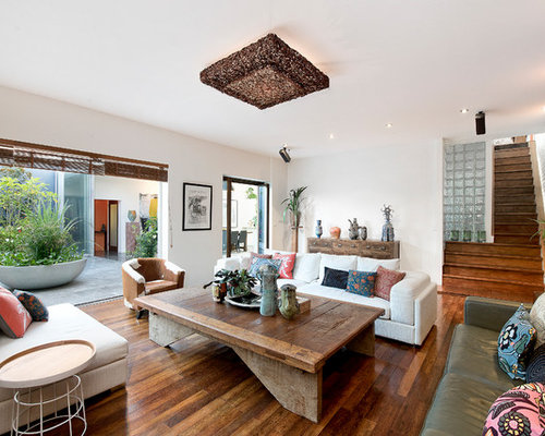 75 eclectic australia family room design ideas stylish eclectic