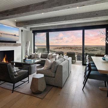W Oceanfront Custom Home