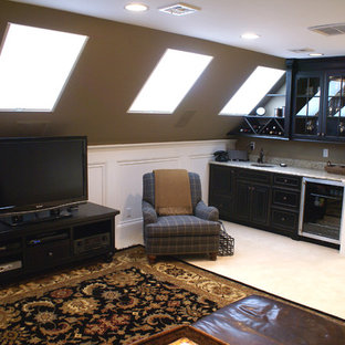 Walk Up Finished Attic Space in New Jersey
