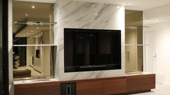 Wall Unit & Ecosmart Burners