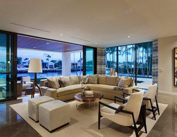 Warm Modern in Boca Raton