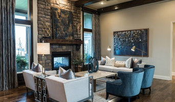 Warm Transitional Home Remodel