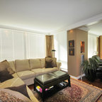 The Columbia Residence Transitional Family Room