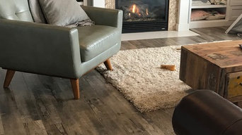 Weathered Barnwood Laminate Flooring