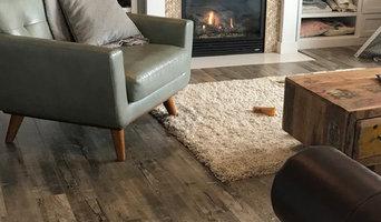 Weathered Barnwood Laminate Flooring