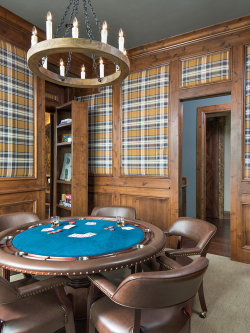 Game room design ideas remodels photos houzz - Family game room ideas ...